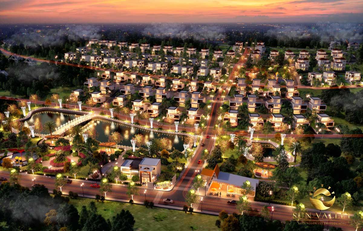 Dự án Sun Valley Bảo Lộc