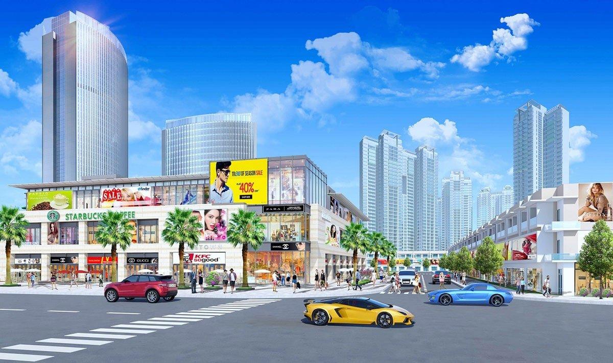 Tiện ích Dự án Khu Dân cư Bình Sơn Long Thành Đồng Nai