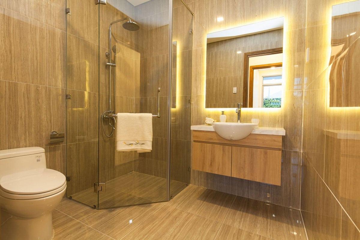 Toilet Căn hộ Hưng Lộc Phát Complex Trung Sơn Quận 7