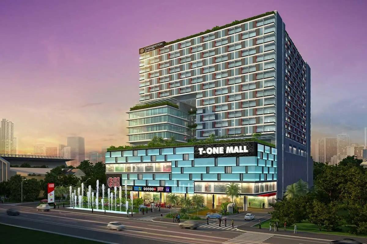Phối cảnh dự án T- One Tân Sơn Nhất