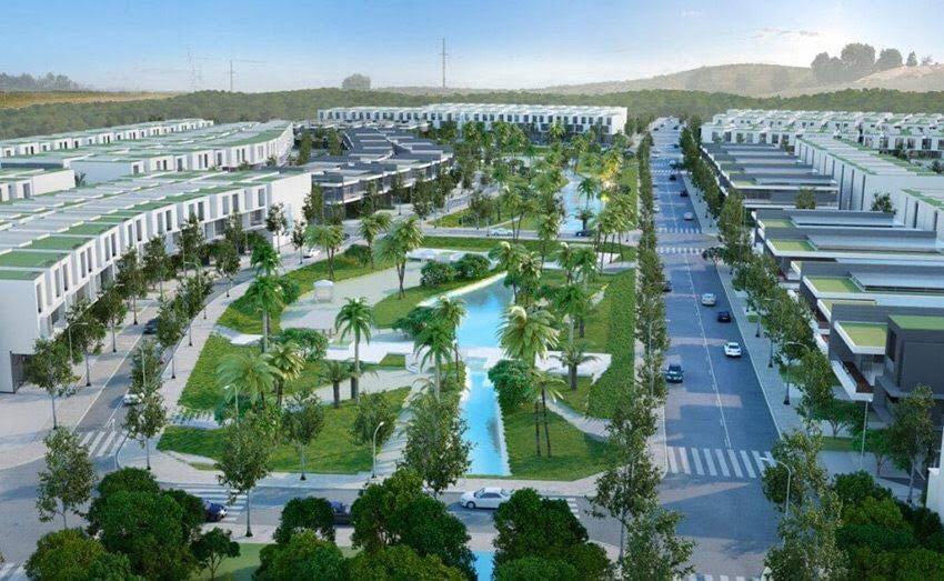 Tiện ích nội khu dự án lic city phú mỹ