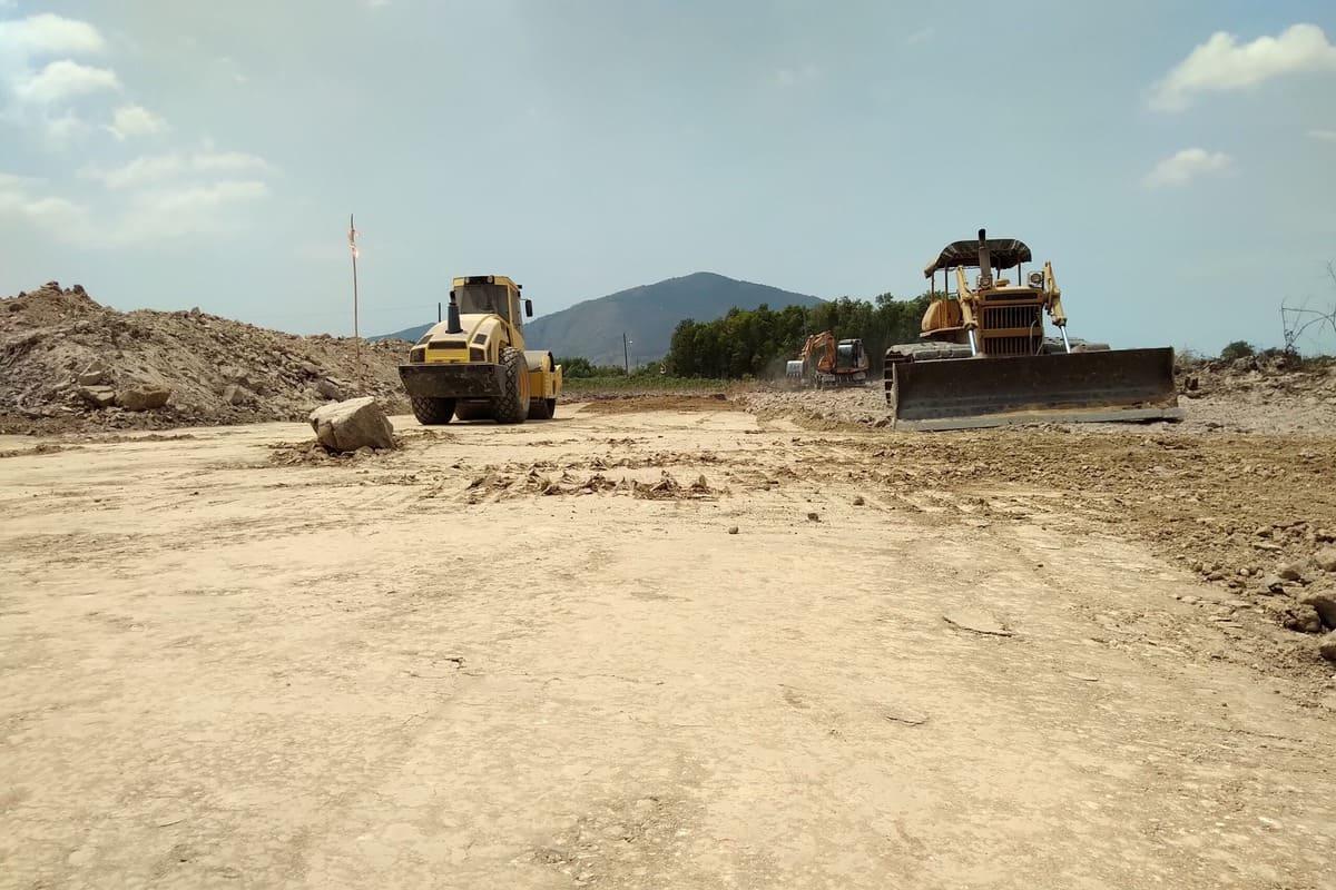 Tiến độ thi công dự án Eco City Phú Mỹ