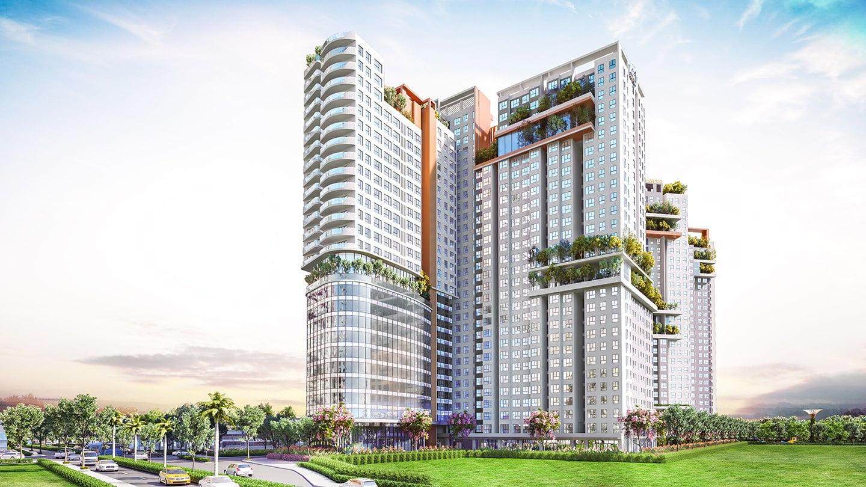 dự án aster garden towers bình dương