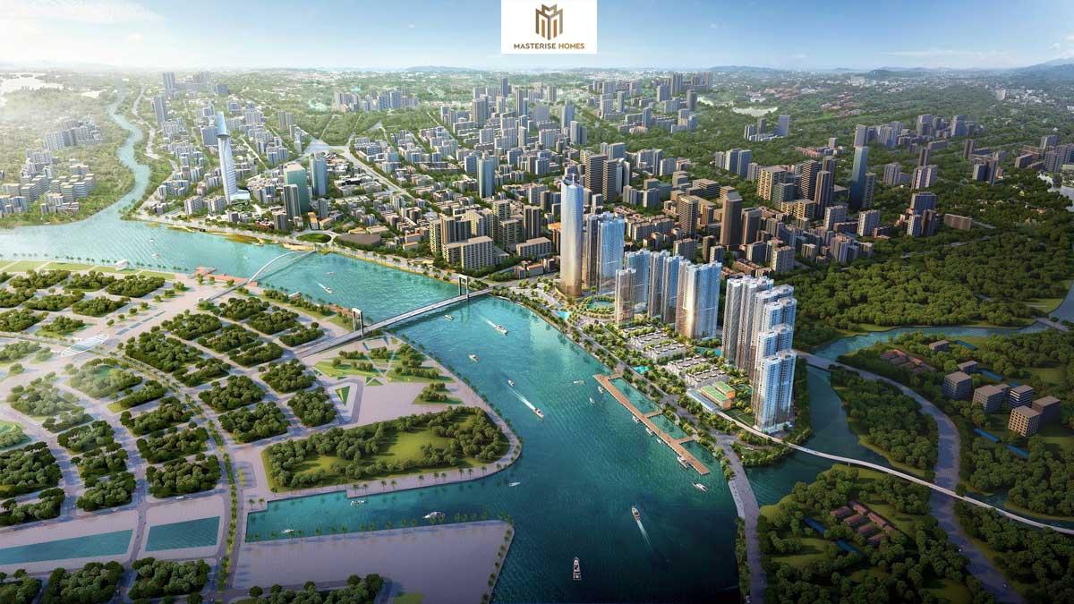 Dự án căn hộ Masterise Marina One Ba son Quận 1