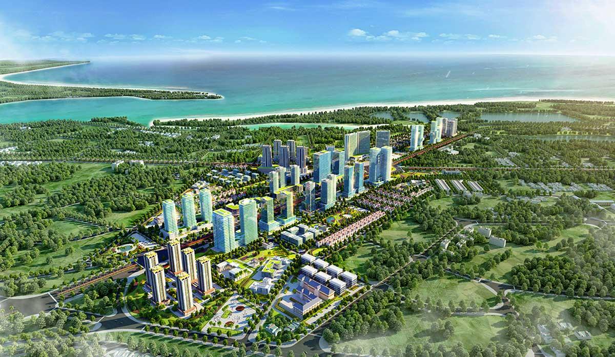 Dự án Khu đô thị DIC Solar City Vũng Tàu