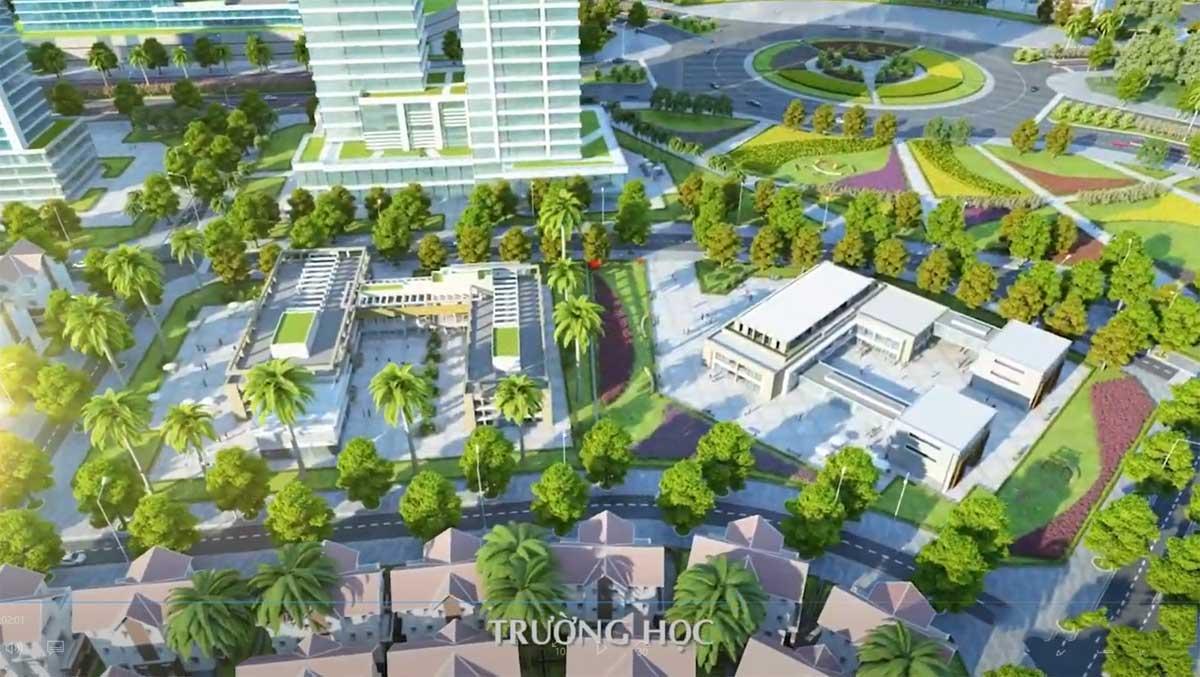 Khu Trường Học Dự án Dic Solar City