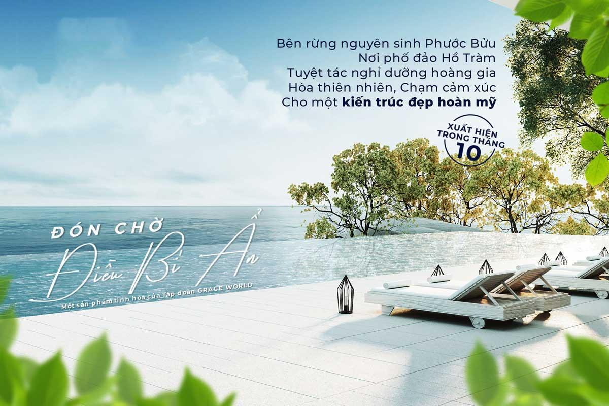 Dự án Ho Tram Grace Celina Resort