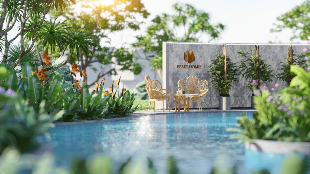 Tiện ích dự án Feliz Homes Hoàng Mai Hà Nội