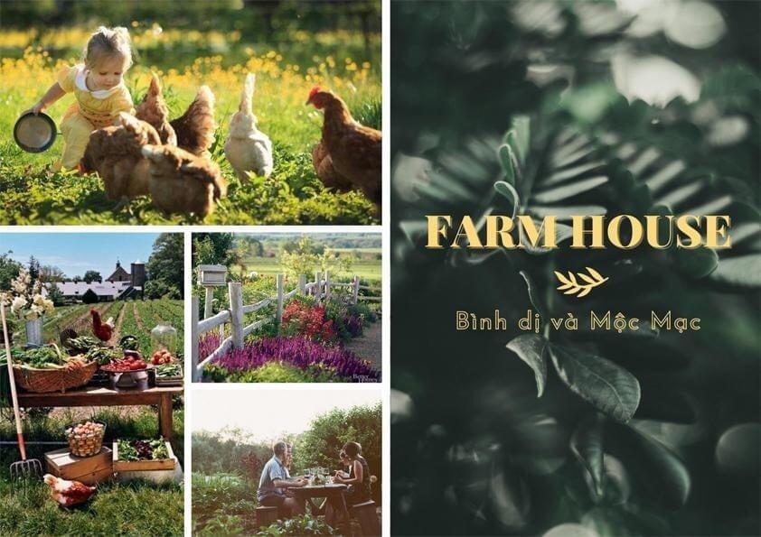Tiện ích Dự án Farm House lộc đức