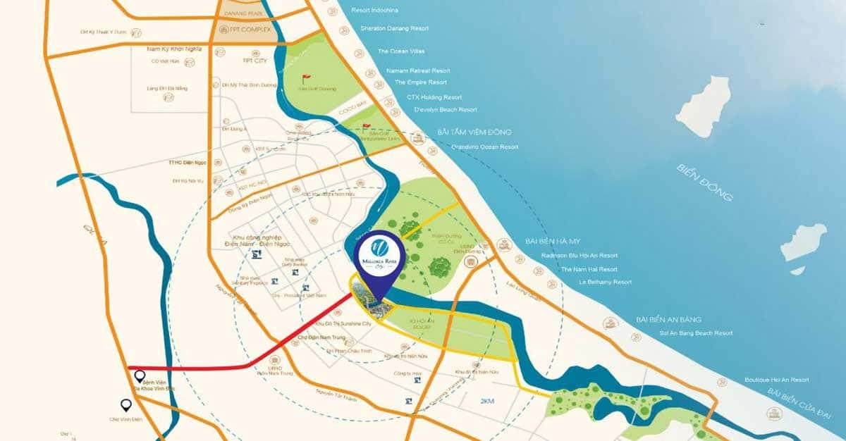 Dự án Mallorca River City Quảng Nam