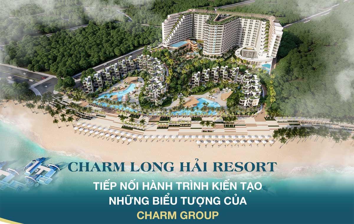Dự án Charm Long Hải Resort