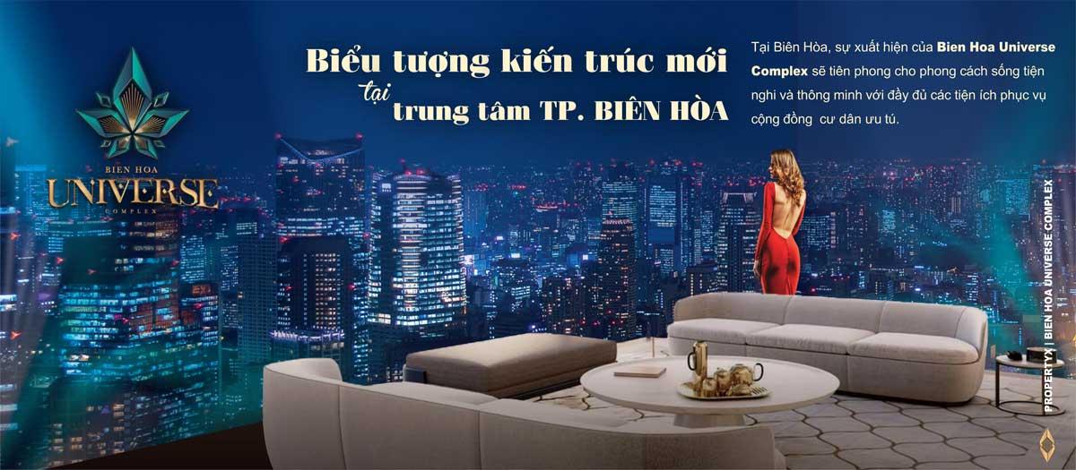 Bien Hoa Universe Complex – Biểu tượng mới của Thành phố Biên Hòa