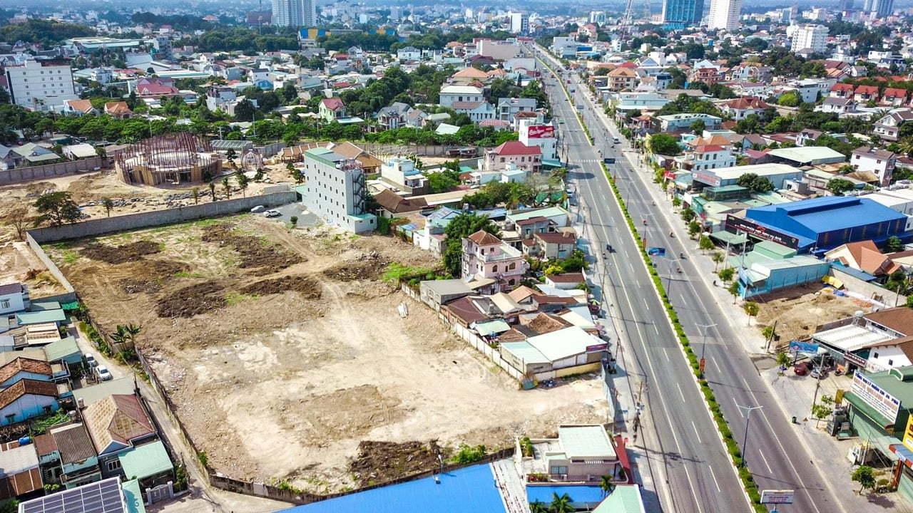 khu đất căn hộ Đất xanh homes Cityview thủ dầu một